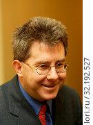 30 12 2003 Warsaw, Poland. Pictured: Ryszard Czarnecki. Редакционное фото, фотограф jackowski henryk / age Fotostock / Фотобанк Лори