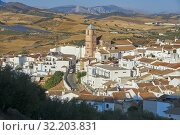 Купить «Casabermeja, town of Malaga. Spain.», фото № 32203831, снято 27 августа 2019 г. (c) easy Fotostock / Фотобанк Лори