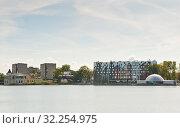 Купить «Отель Mercure Kaliningrad. Калининград. Россия», фото № 32254975, снято 4 сентября 2019 г. (c) E. O. / Фотобанк Лори