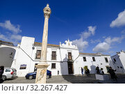 Купить «Iglesia de la Misericórdia, Monsaraz, Distrito de Évora, Alentejo, Portugal.», фото № 32267427, снято 5 июня 2020 г. (c) easy Fotostock / Фотобанк Лори
