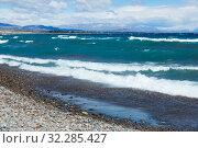 Купить «Views of Lago Buenos Aires, Patagonia, Argentina», фото № 32285427, снято 30 января 2017 г. (c) Яков Филимонов / Фотобанк Лори