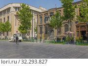 Купить «Street in old town, Tehran, Iran.», фото № 32293827, снято 2 мая 2019 г. (c) age Fotostock / Фотобанк Лори