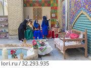 Купить «Golestan Palace, Tehran, Iran.», фото № 32293935, снято 2 мая 2019 г. (c) age Fotostock / Фотобанк Лори