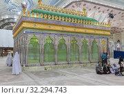 Купить «Mausoleum of Ruhollah Khomeini interior, tomb of Ruhollah Khomeini interior, Tehran, Iran.», фото № 32294743, снято 9 мая 2019 г. (c) age Fotostock / Фотобанк Лори
