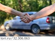 Car sale. Стоковое фото, фотограф Арестов Андрей Павлович / Фотобанк Лори
