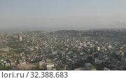 Купить «Sihanoukville city in Cambodia drone shot 4K», видеоролик № 32388683, снято 26 октября 2019 г. (c) Aleksejs Bergmanis / Фотобанк Лори