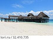 Купить «Zanzibar, Tanzania, Africa. Kendwa beach», фото № 32410735, снято 3 октября 2019 г. (c) Знаменский Олег / Фотобанк Лори