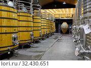 Купить «Regina Viarum Winery, Ribeira Sacra, Heroic Viticulture, Sil river canyon, Sober, Lugo, Galicia, Spain», фото № 32430651, снято 23 мая 2019 г. (c) age Fotostock / Фотобанк Лори