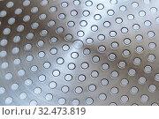 Купить «Circle pattern from under the pan», фото № 32473819, снято 22 июня 2019 г. (c) Иван Карпов / Фотобанк Лори