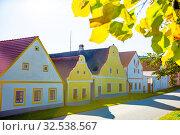 Купить «Czech village of Holasovice», фото № 32538567, снято 11 декабря 2019 г. (c) Яков Филимонов / Фотобанк Лори