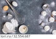 Ingredients for dessert Russian marshmallow. Стоковое фото, фотограф Марина Сапрунова / Фотобанк Лори