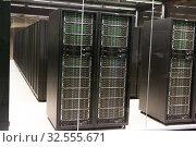Купить «Equipment of Barcelona Supercomputing Center», фото № 32555671, снято 16 января 2018 г. (c) Яков Филимонов / Фотобанк Лори