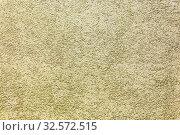 Купить «Decorative plaster with small stones, background.», фото № 32572515, снято 23 июня 2017 г. (c) Акиньшин Владимир / Фотобанк Лори