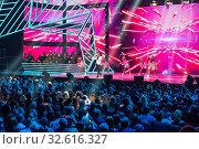 Купить «Песня года 2019. Концерт в ВТБ Арене 07.12.2019.», эксклюзивное фото № 32616327, снято 7 декабря 2019 г. (c) Алексей Бок / Фотобанк Лори