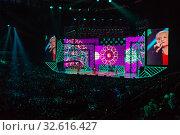 Купить «Песня года 2019. Концерт в ВТБ Арене 07.12.2019.», эксклюзивное фото № 32616427, снято 7 декабря 2019 г. (c) Алексей Бок / Фотобанк Лори