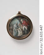 After Henry Singleton, Lord Charles Cornwallis (1738-1805) receiving Tipu Sahib's Sons Abdul Khaliq Sultan (1782-1806) and Mu'izz-ud-din Sultan (1783-1818... (2019 год). Редакционное фото, фотограф ARTOKOLORO QUINT LOX LIMITED / age Fotostock / Фотобанк Лори