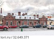 Купить «Музей кофе на Воскресенской набережной. Санкт-Петербург», фото № 32649371, снято 3 декабря 2019 г. (c) Румянцева Наталия / Фотобанк Лори