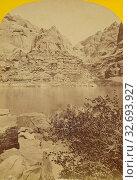 Купить «River Bank. This canon is 140 1/2 miles in length and from 300 to 3,000 feet deep. Colorado River. Glen Canon, James H. Fennemore (American, 1849 - 1941), 1870–1874, Albumen silver print», фото № 32693927, снято 17 июня 2019 г. (c) age Fotostock / Фотобанк Лори
