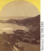 Купить «Labrador. Square Island. Fish Stages and Harbor., H.N. Robinson (American, active 1870s), 1880s, Albumen silver print», фото № 32700543, снято 17 июня 2019 г. (c) age Fotostock / Фотобанк Лори