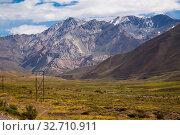 Купить «Andes near Las Lenas», фото № 32710911, снято 9 февраля 2017 г. (c) Яков Филимонов / Фотобанк Лори