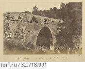 Купить «The Kemar, a Roman Aquaduct, Troad, John Kirk (Scottish, 1832 - 1922), Çanakkale, Turkey, 1855 - 1856, Albumen silver print, 12.8 × 19.2 cm (5 1/16 × 7 9/16 in.)», фото № 32718991, снято 17 июня 2019 г. (c) age Fotostock / Фотобанк Лори