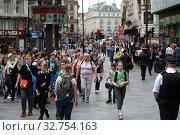 London, Great Britain, Leicester Square (2017 год). Редакционное фото, агентство Caro Photoagency / Фотобанк Лори