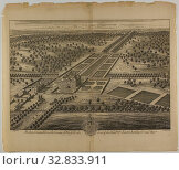 Melton Constable in the County of Norfolk, plate 51 from Britannia Illustrata, published 1707, Jan Kip (Dutch, c. 1653-1722), after Leonard Knyff (Dutch... (2019 год). Редакционное фото, фотограф ARTOKOLORO QUINT LOX LIMITED / age Fotostock / Фотобанк Лори
