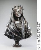 Купить «Jean-Antoine Houdon, French, 1741-1828, Countess Jean Isaac de Thelusson, 1791, bronze, Overall: 33 5/8 × 22 7/8 × 10 1/8 inches (85.4 × 58.1 × 25.7 cm)», фото № 32873627, снято 27 февраля 2020 г. (c) age Fotostock / Фотобанк Лори
