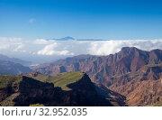 Купить «Пейзажи острова Гран Канария», фото № 32952035, снято 11 января 2020 г. (c) Tamara Kulikova / Фотобанк Лори