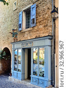Moustiers Sainte Marie. France, Provence (2014 год). Редакционное фото, фотограф Знаменский Олег / Фотобанк Лори
