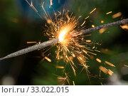 Купить «Fireworks close up», фото № 33022015, снято 29 декабря 2019 г. (c) Argument / Фотобанк Лори