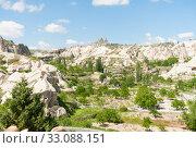 Купить «Landscape - Cappadocia», фото № 33088151, снято 7 июля 2020 г. (c) PantherMedia / Фотобанк Лори