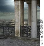 Купить «Surreal architecture», фото № 33096251, снято 9 апреля 2020 г. (c) PantherMedia / Фотобанк Лори