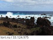 easter island rapa nui. Стоковое фото, фотограф roland brack / PantherMedia / Фотобанк Лори