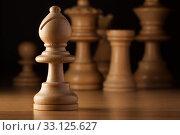 Купить «bishop chess», фото № 33125627, снято 26 февраля 2020 г. (c) PantherMedia / Фотобанк Лори