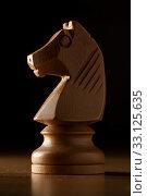 Купить «knight chess», фото № 33125635, снято 26 февраля 2020 г. (c) PantherMedia / Фотобанк Лори