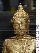Купить «Der Wat Phra Kaew in der Stadt Bangkok in Thailand in Suedostasien.», фото № 33128143, снято 28 мая 2020 г. (c) PantherMedia / Фотобанк Лори