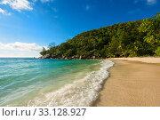Купить «Dream beach in the Seychelles», фото № 33128927, снято 5 июня 2020 г. (c) PantherMedia / Фотобанк Лори
