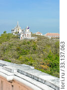 Phra Nakhon Khiri Historical Park in Petchaburi, Thailand. Стоковое фото, фотограф Boonsom Chotpaiboonpun / PantherMedia / Фотобанк Лори