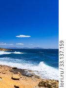 Купить «Cote d Azur», фото № 33137159, снято 12 июля 2020 г. (c) PantherMedia / Фотобанк Лори