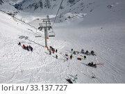 Купить «Avalanch search», фото № 33137727, снято 26 мая 2020 г. (c) PantherMedia / Фотобанк Лори