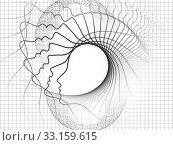 Купить «Paradigm of Soul Geometry», фото № 33159615, снято 6 июля 2020 г. (c) PantherMedia / Фотобанк Лори
