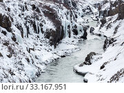 Winter landscape Iceland. Стоковое фото, фотограф Vichaya Kiatying-Angsulee / PantherMedia / Фотобанк Лори