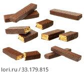 Купить «wafer biscuit», фото № 33179815, снято 22 февраля 2020 г. (c) PantherMedia / Фотобанк Лори