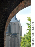 supreme church in kampen. Стоковое фото, фотограф Jens Schade / PantherMedia / Фотобанк Лори