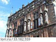 old town hall in kampen. Стоковое фото, фотограф Jens Schade / PantherMedia / Фотобанк Лори