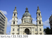 budapest saint Stephen Basilica. Стоковое фото, фотограф tudor antonel adrian / PantherMedia / Фотобанк Лори
