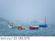Купить «Port in Brittany», фото № 33185579, снято 12 июля 2020 г. (c) PantherMedia / Фотобанк Лори