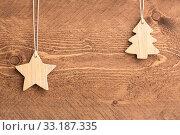 Купить «Christmas Decorations - Angels», фото № 33187335, снято 5 июля 2020 г. (c) PantherMedia / Фотобанк Лори
