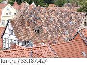 Купить «truss in quedlinburg,harz», фото № 33187427, снято 25 февраля 2020 г. (c) PantherMedia / Фотобанк Лори